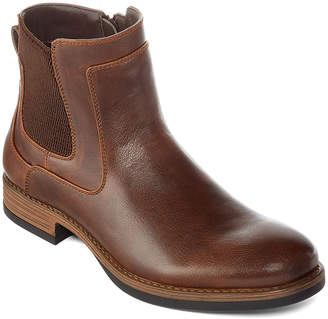 Tribeca COLLECTION Collection by Michael Strahan Mens Dress Boots