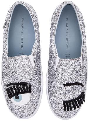 Chiara Ferragni Flirting Slip-On Sneaker $310 thestylecure.com