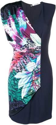 Roberto Cavalli printed mini dress