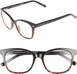 Kate Spade Keadra 51mm Reading Glasses
