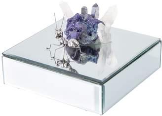 John-Richard Collection John Richard Mirrored Ant Box