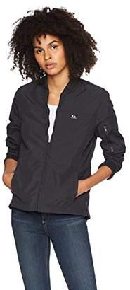 Hurley Women's Water Repellent Surf Bomber Jacket
