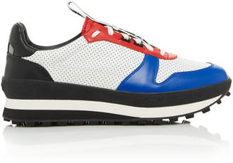Givenchy TR3 Color-Blocked Leather Sneakers