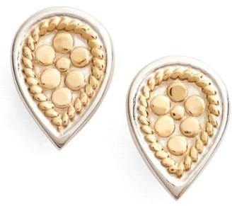 Women's Anna Beck Teardrop Stud Earrings $75 thestylecure.com