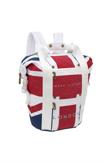 Marc Jacobs Handle Backpack - London