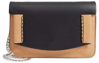 Danielle Nicole Mallory Leather Shoulder Bag