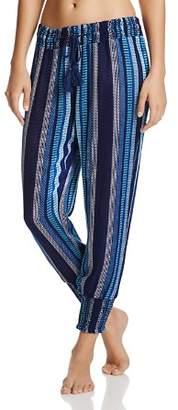 Surf Gypsy Stripe Genie Swim Cover-Up Pants