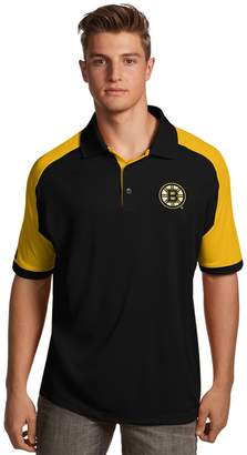 Antigua Men's Boston Bruins Century Polo