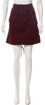 Marni Drawstring Knee-Length Skirt