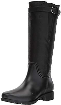 dav Women's Dunkirk Tall Rain Boot