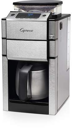 Capresso Pro Plus Thermal Coffee Maker and Grinder