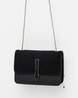 Karen Walker Milly Chain Strap Crossbody Bag