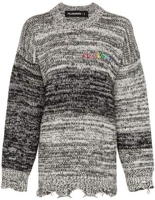 Filles a papa West Oversized Sweater