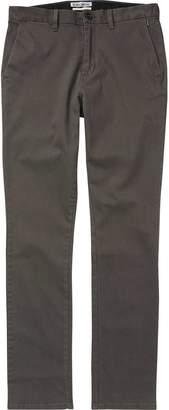 Billabong New Order Chino Pant - Men's