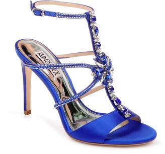 Badgley Mischka Collection Faye Ankle Strap Sandal