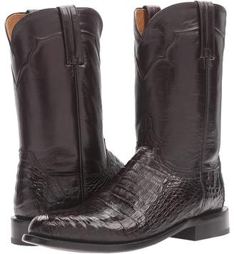 Lucchese Dustin Cowboy Boots