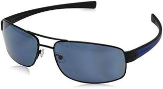 Tag Heuer 66 0251 404 641703 Polarized Rectangular Sunglasses
