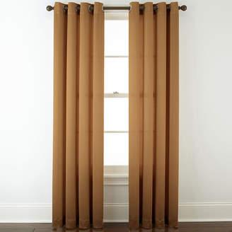 Royal Velvet Hilton Grommet-Top Curtain Panel