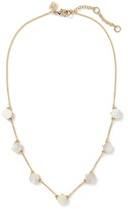 Banana Republic Mother of Pearl Collar Necklace