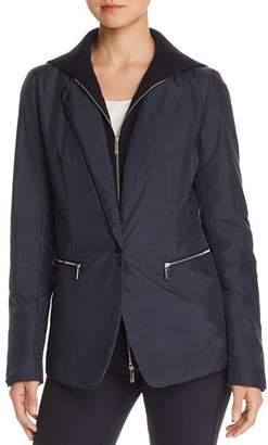 Lafayette 148 New York Grady Layered Puffer Jacket