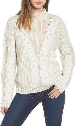 Moon River Cable Sweater
