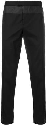 Les Hommes Urban classic fitted trousers