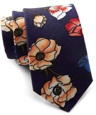 Original Penguin Edberg Floral Tie
