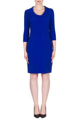 Joseph Ribkoff Fitted Layer Dress