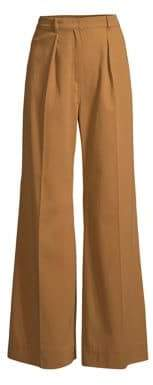 Max Mara Falcone Wide-Leg Pants