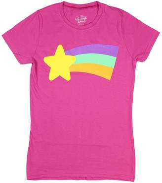 Bioworld Disney Gravity Falls Juniors Mabel Rainbow T-Shirt