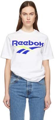 Reebok Classics White CL V T-Shirt