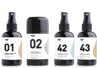 Way Of Will Natural Deodorant Set