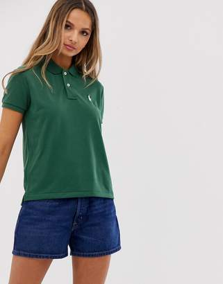 Polo Ralph Lauren sustainable mesh polo shirt