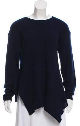 Stella McCartney Virgin Wool Crew Neck Sweater