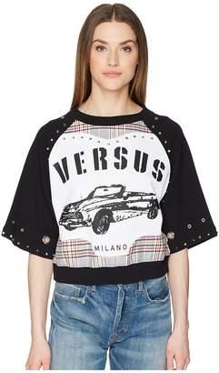 Versace Abb. Sportivo - Felpa Donna Women's Clothing