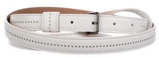 Alaia Leather Wrap-Around Belt w/ Tags
