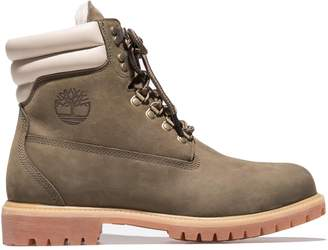 "Timberland 6"" 40 Below Ronnie Fieg Olive"
