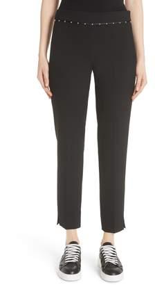 Emporio Armani Studded Pants