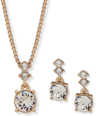 Gloria Vanderbilt Womens 3-pc. Jewelry Set