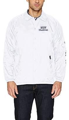 HUF Men's Ultra Coaches Jacket
