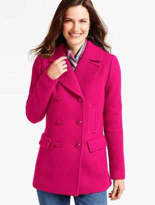 Double-Breasted Coat $279 thestylecure.com