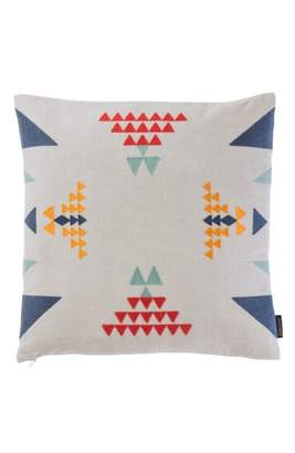 Pendleton Point Reyes Crewel Embroidered Accent Pillow