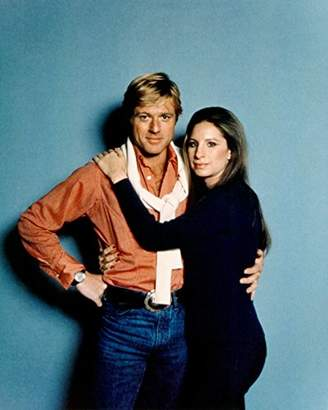 Rob-ert Risnay The Way We Were Barbra Streisand Robert Redford 16x20 Canvas Giclee