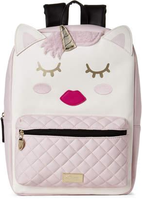 Betsey Johnson Luv Betsey By Unicorn Backpack