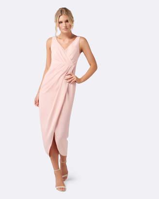 Victoria Petite Wrap Dress