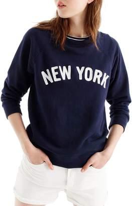 J.Crew New York Sweatshirt