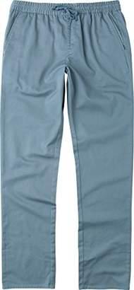 RVCA Men's a.t. Dayshift Elastic Pant