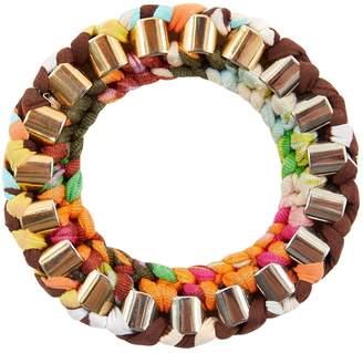 Missoni Multicolour Cloth Bracelets