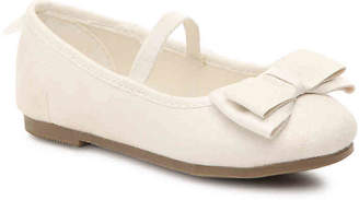 Carter's Big Bow Toddler Mary Jane Ballet Flat - Girl's