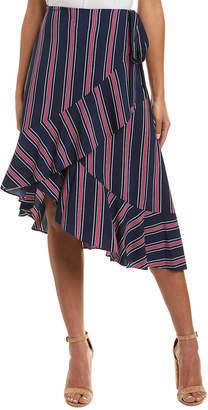 Laundry by Shelli Segal Wrap Skirt
